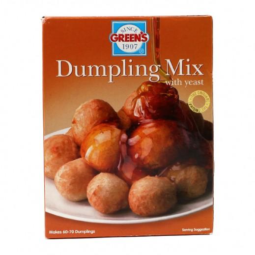 Greens Dumpling Mix 500 g