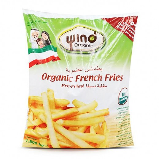Wind Organic French Fries 1.8 Kg
