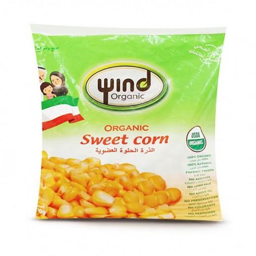 Wind Organic Sweet Corn 400 Gms
