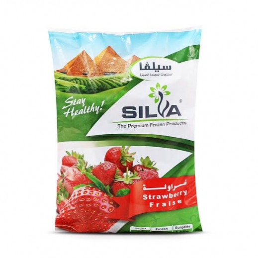 Silva Frozen Strawberry 1 Kg