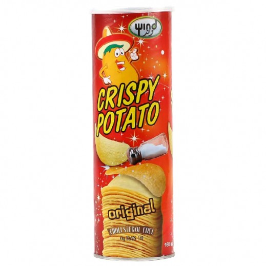 Wind Orignal Crispy Potato Chips 160g