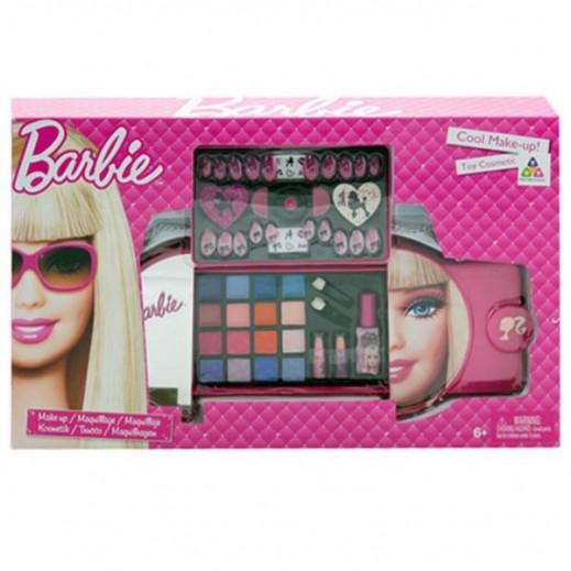 Barbie Big Sliding Cosmetic Case