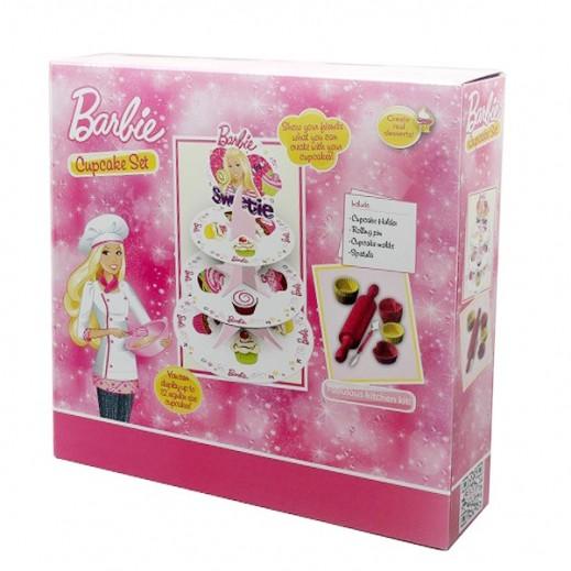 Barbie Cupcake Set