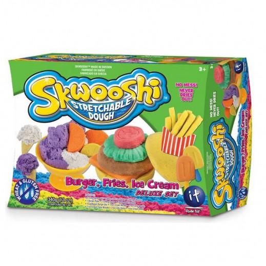 Skwooshi Buger Set