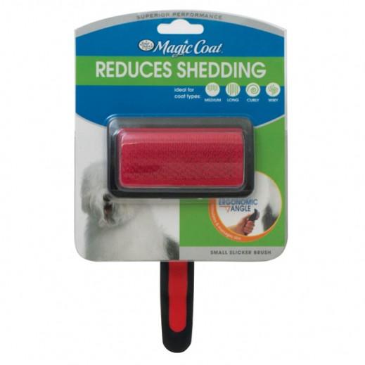 Magic Coat Reduces Shedding Small Slicker Brush (Assorted)