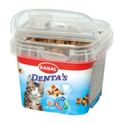 Sanal Cat Denta'S Cup - 75 g