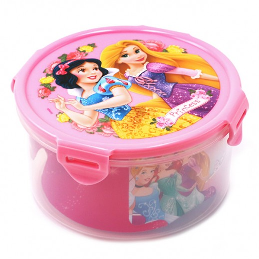Disney Princess Tea Party Round Food Container 1030 ml