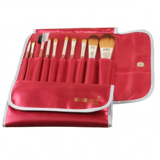 Max Touch Make Up Brush Kit MT-2109