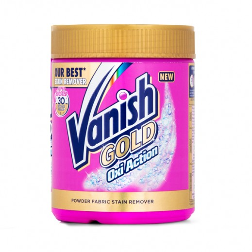 Vanish Gold Oxi Action Fabric Stain Remover 1 kg