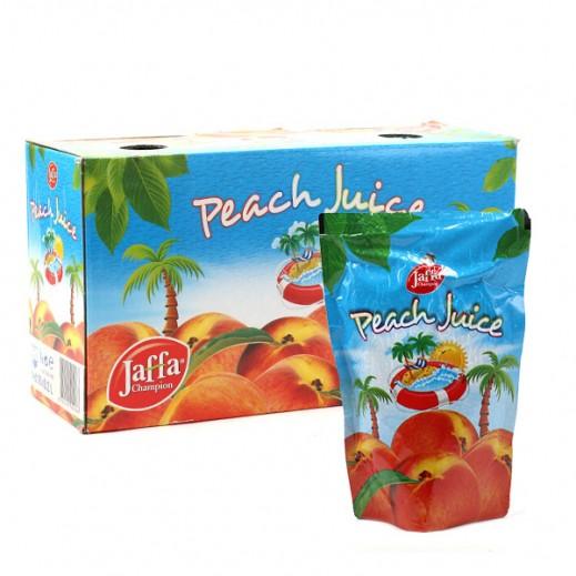 Jaffa Peach Juice 10X200ml