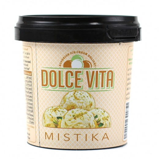 KDD Dolce Vita Mistika with Pistachio ice Cream Cups 125 ml