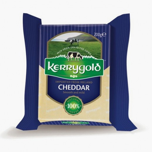 Kerrygold Cheddar Cheese White 200g