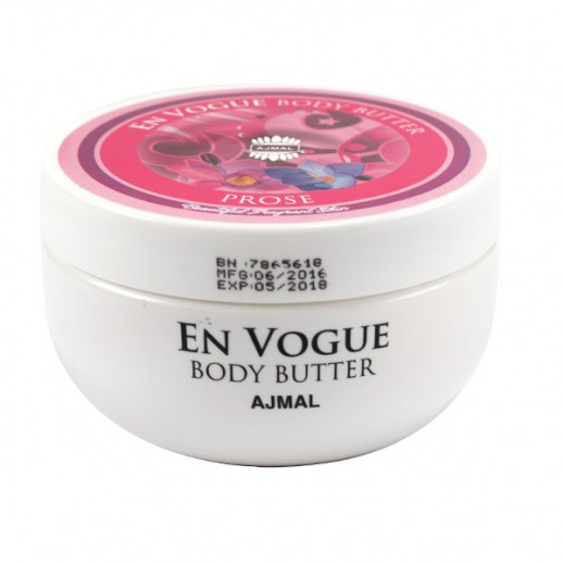 Ajmal En Vogue Body Butter Prose For Her 200g