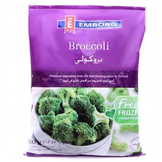Emborg Frozen Vegetable Broccoli Floret 450 g