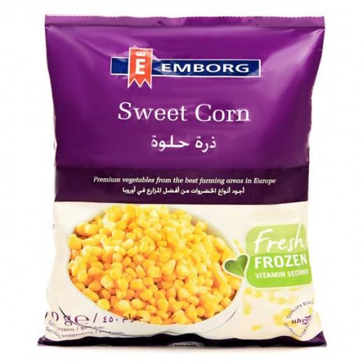 Emborg Frozen Sweet Corn 450 g