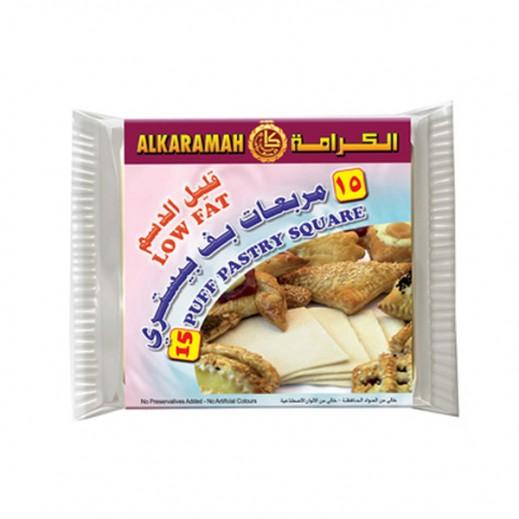 Al Karamah Puff Pastry Low Fat 400g