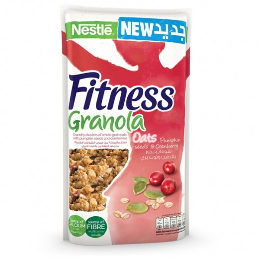Fitness Granola Cranberry Cereal 300 g