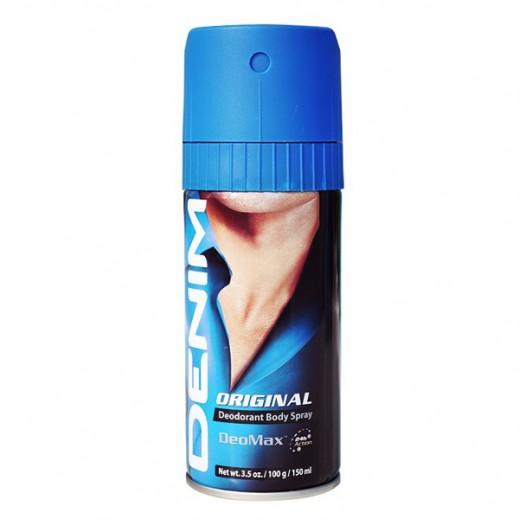 Denim Original Deodorant Body Spray 150 ml
