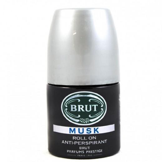 Brut Musk Anti-Perspirant Roll On 50 ml