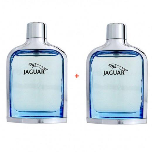 Jaguar Classic Blue For Him EDT 75 ml (1+1 Free)