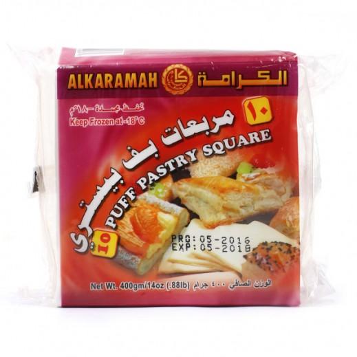 Al Karamah Puff Pastry Squares 400g