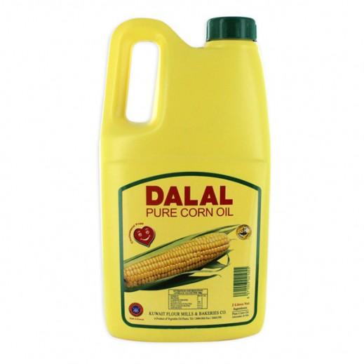 KFM Dalal Corn Oil 2 L