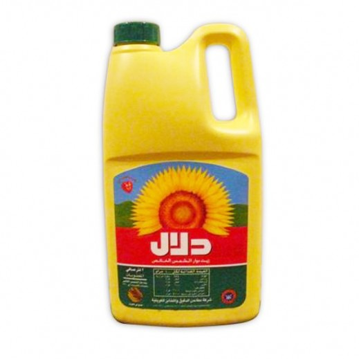 KFM Dalal Sunflower Oil 2 L