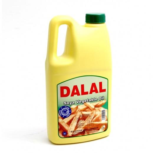 KFM Dalal Soya Vegetable Oil 2 L