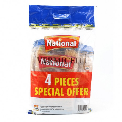 National Vermicelli 150 g (4 Pieces)