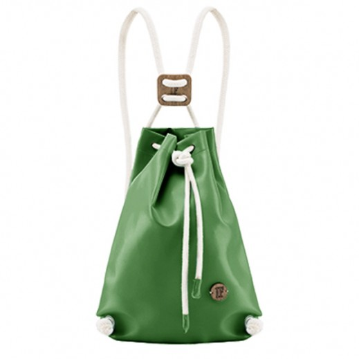 IF Bags Capitan Clorofilla Dark Green Backpack