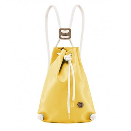 IF Bags Habemus Hummus Mustard Backpack