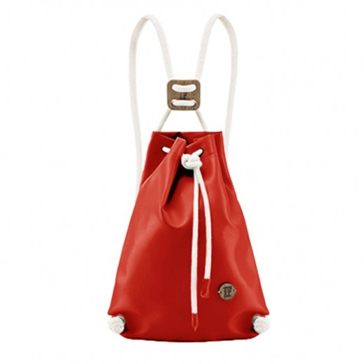 IF Bags Rossello Ramato Red Backpack