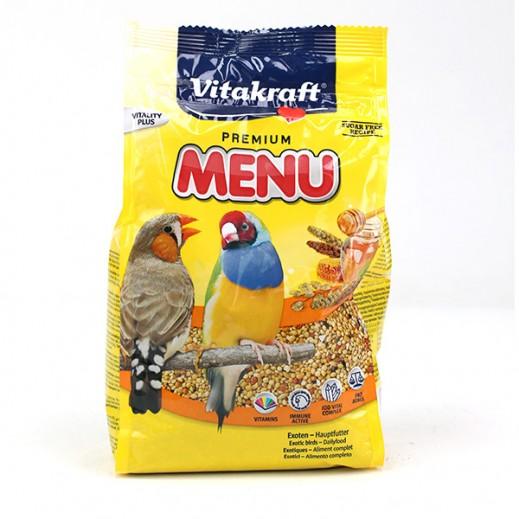 VitaKraft ( Bird Food) Menu Exotis 500 g