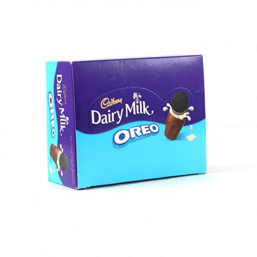 Cadbury Dairy Milk Oreo Chocolate 38 g (12 Pieces)