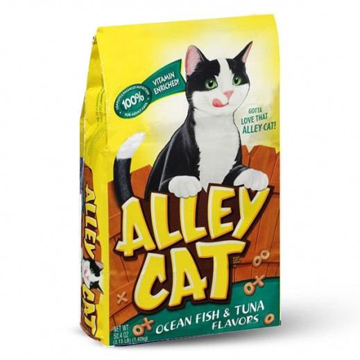 Alley Cat Ocean Fish & Tuna 1.43 kg