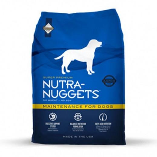 Nutra Nuggets Maintenance For Dog 3 kg