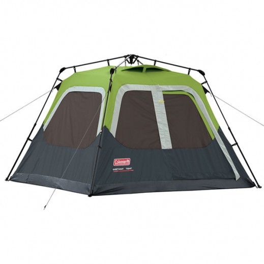 Coleman Instant Tent 8x7 (4 Person)
