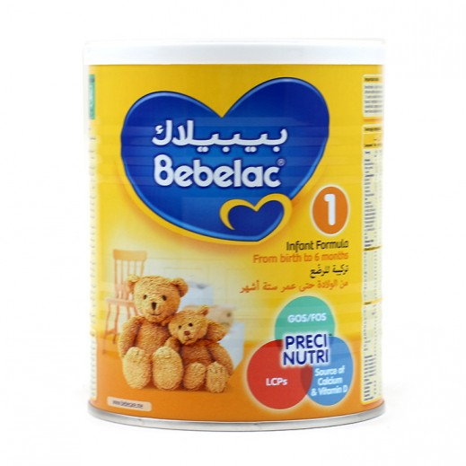 Bebelac 400 g Stage 1 (From Birth - 6 Months)