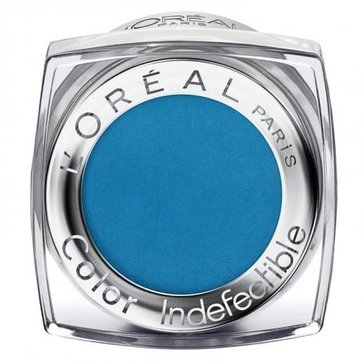 L'Oreal Paris Color Infaillible Eye Shadow 18 Blue Curacao