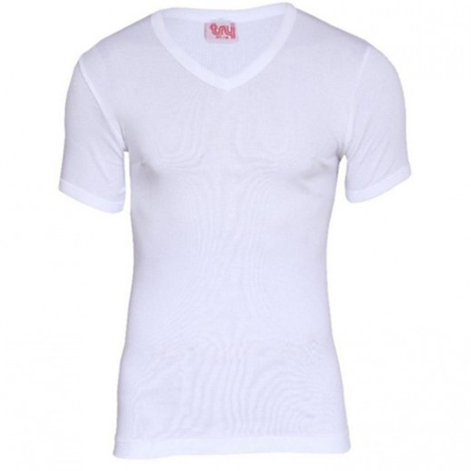 Try Men's Inner T-Shirts V Neck M - XXL