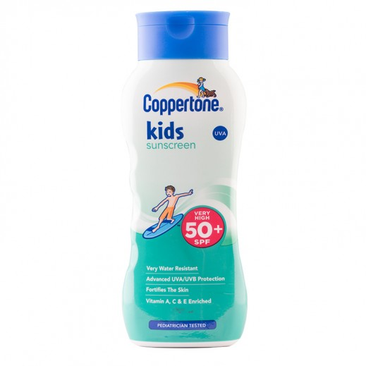 Coppertone Kids Sunscreen Lotion SPF50+ 200 ml