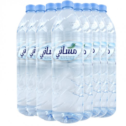 Wholesale - Masafi Mineral Water 1.5 L (5 x 12)
