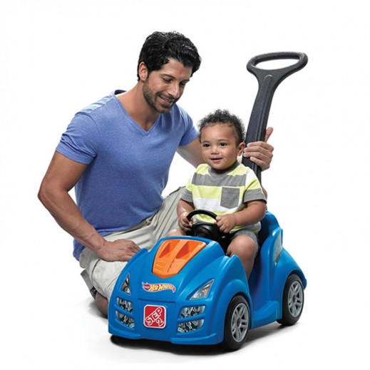 Step2 Hot Wheels Push Around Racer - delivered by Shahaleel Within 2 Working Days