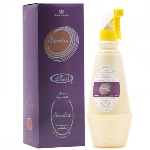 Al Rehab Sandra Perfumed Water Room Freshener 500 ml