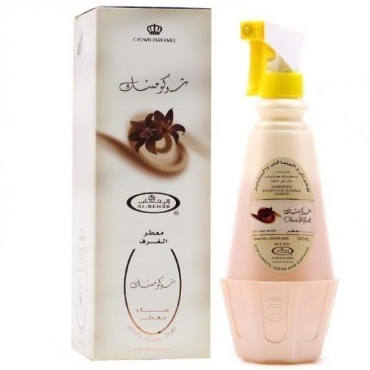 Al Rehab Choco Musk Perfumed Water Room Freshener 500 ml