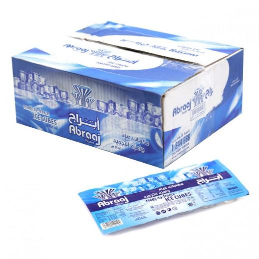 Abraaj Water Ice Cubes 18 x 165 ml