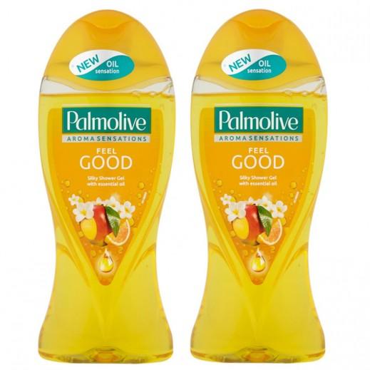 Palmolive Feel Good Shower Gel 2x250 ml