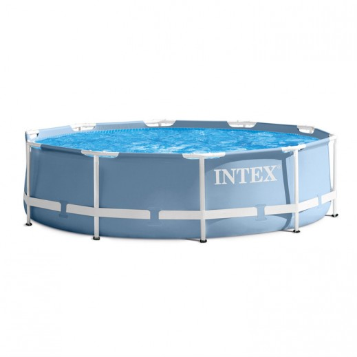 Prism Frame Pool Set 549cm X 122cm - delivered by Safari House Within 2 Working Days