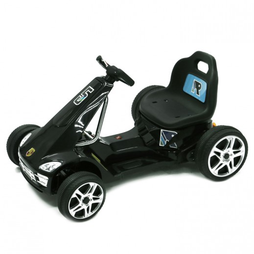 Rechargeable Race Car - Black - delivered by Click Toys