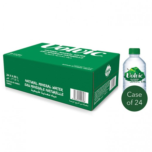 Volvic Mineral Water 24 x 330 ml